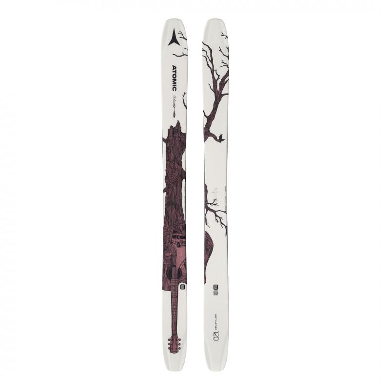 Atomic - Bent Cheater 120 - Ski Alpin