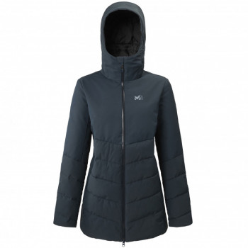 parka, veste de ski chaude et imperméable pour femme de marque Millet vendue chez sports et montagnes dans le 66