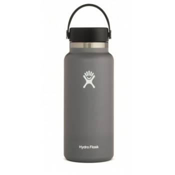 Hydroflask  Gourde grande ouverture 946 ml (32oz wide mouth with flex cap ) sports montagnes 7