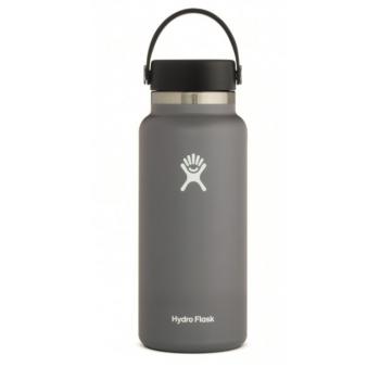 Hydroflask  Gourde grande ouverture 946 ml (32oz wide mouth with flex cap ) sports montagnes 7 • Sports et Montagne