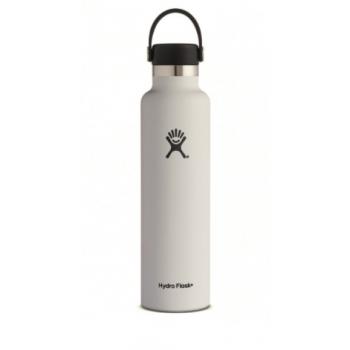 Hydro flask  Gourde ouverture standard 709ml (24 oz standard mouth with flex cap ) bouteille multi-activités sports montagnes • Sports et Montagne