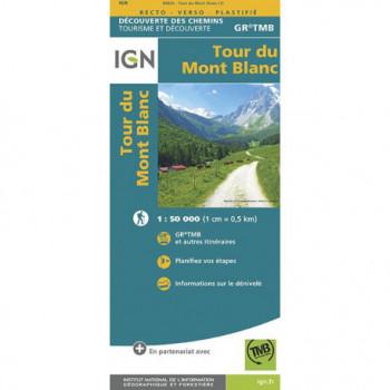 IGN TOUR DU MONT BLANC IGN • Sports et Montagne