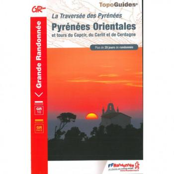 GR10 PYRENEES ORIENTALES TOURS CAPCIR CARLIT CERDAGNE GR10