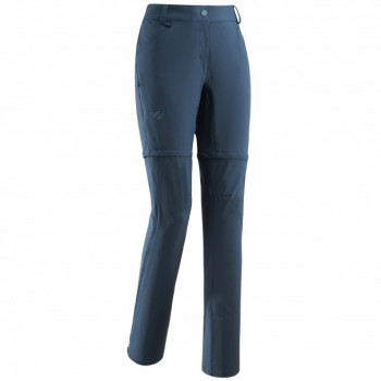 MILLET TREKKER STRETCH ZIP OFF PANT II M Pantalon Modulable 2 en 1 - FEMME MILLET SPORTS-MONTAGNES.COM