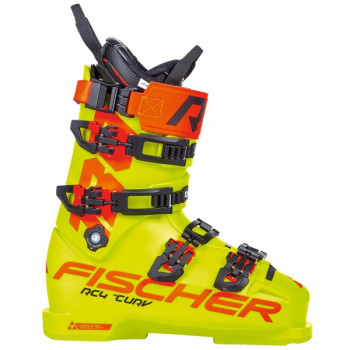 Fischer - RC4 The Curv 130 - Chaussure Ski Alpin FISCHER