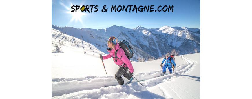 Skis de randonnée • Sports Montagnes