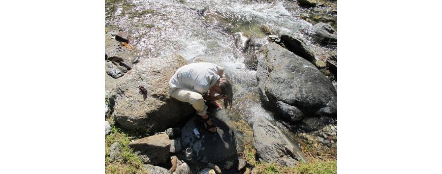 Hygiéne savon concentré,lessive,shampoing de randonnée