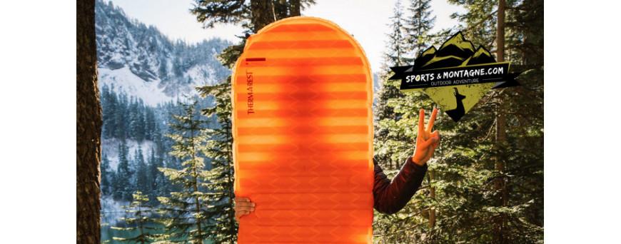 Matelas de randonnée, trekking, camping