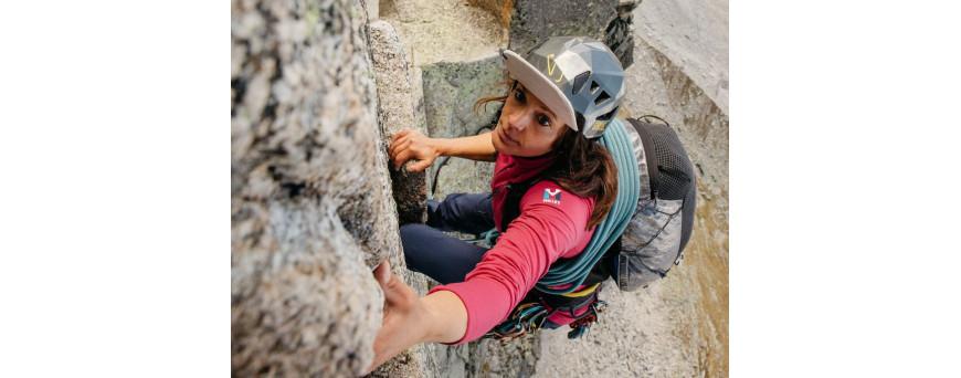 Vêtements outdoor pour femme, montagne et escalade • Sports Montagnes