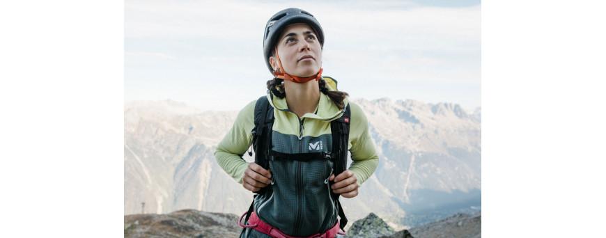 Vêtements polaires femme, pulls et vestes polaire pour sports de montagne et loisirs