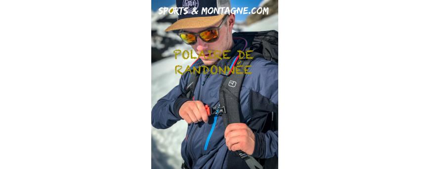 Polaire. Veste polaire. Ideal pour vos sorties en montagnes. Pull Polaire en Polartec.