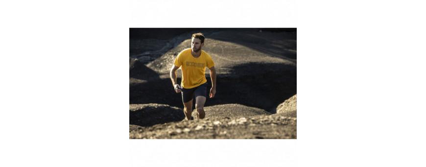 Large choix de tee-shirts homme pour l'escalade, l'alpinisme et la randonnée