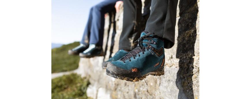 Chaussures de randonnée, chaussures de trekking, spécialiste chaussures de montagne femme