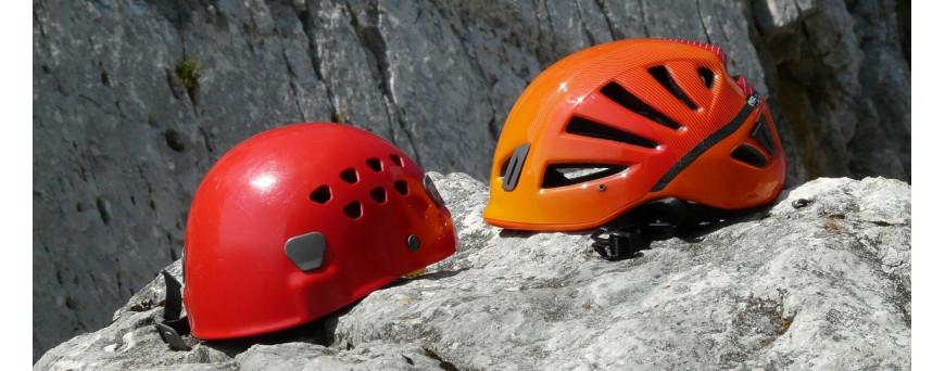 Casques d'alpinisme et casques d'escalade légers • Sports Montagnes