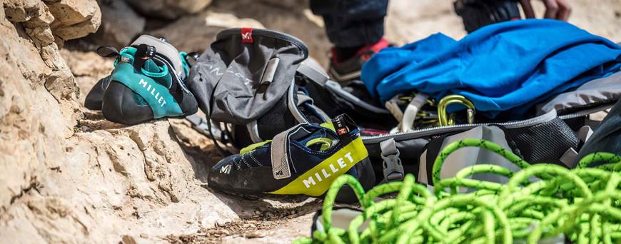 Sports Montagnes | Chaussons d'escalade
