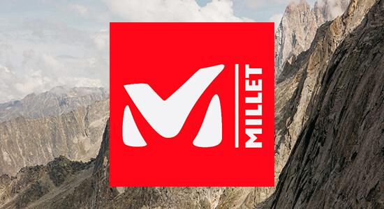 Gamme Millet • Sports et Montagne